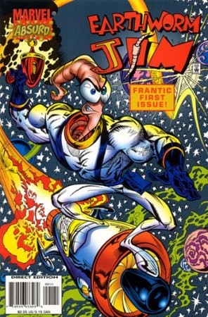 Червяк Джим - (Earthworm Jim)