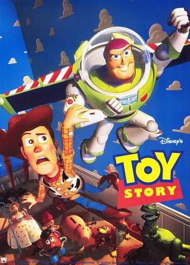 История игрушек:Трилогия - (Toy Story:Trilogy)