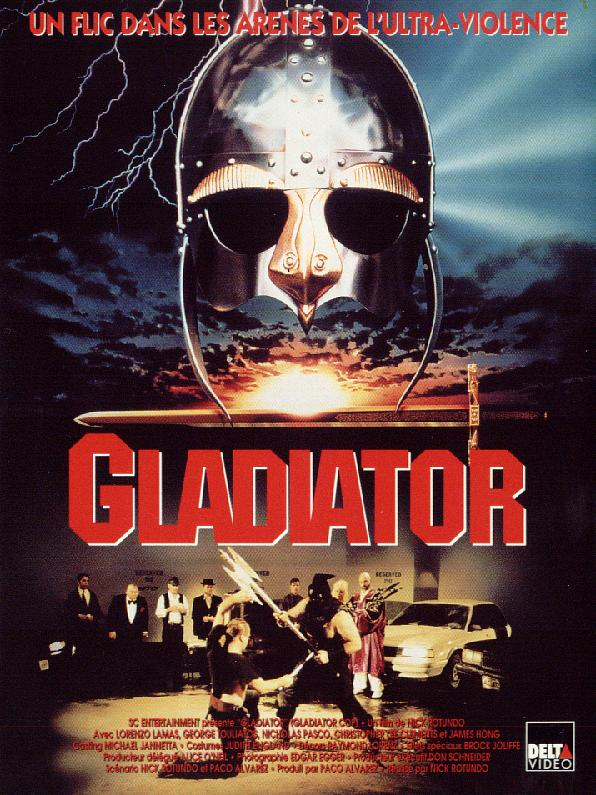 Фехтовальщик 2: Полицейский - гладиатор - (The Swordsman II: Gladiator Cop)