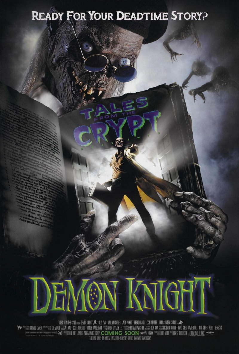 ����� �� ������: ����� ���� - (Tales From The Crypt: Demon Knight)