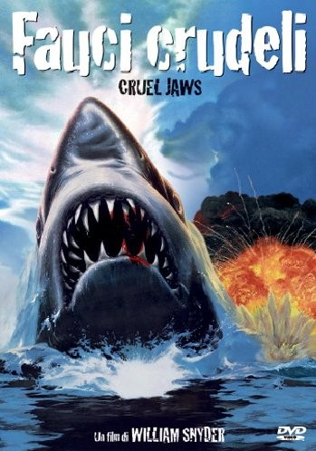 Жестокие Челюсти - (Cruel Jaws)