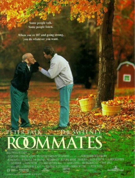 Соседи по комнате (Неукротимый дед) - (Roommates)