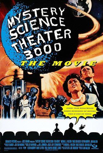 Таинственный театр 3000 года - (Mystery Science Theater 3000: The Movie)