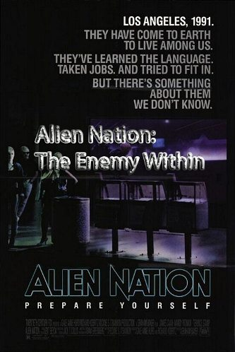 Внутренняя угроза - (Alien Nation: The Enemy Within)
