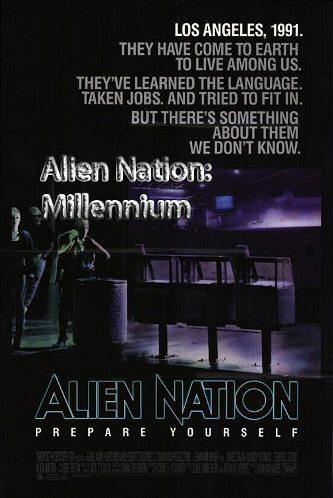 Нация пришельцев: Миллениум (Тысячелетие) - (Alien Nation: Millennium)