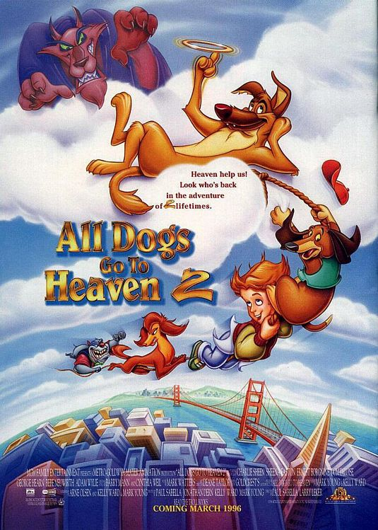 ��� ��� �������� � ��� 2 - (All Dogs Go to Heaven 2)