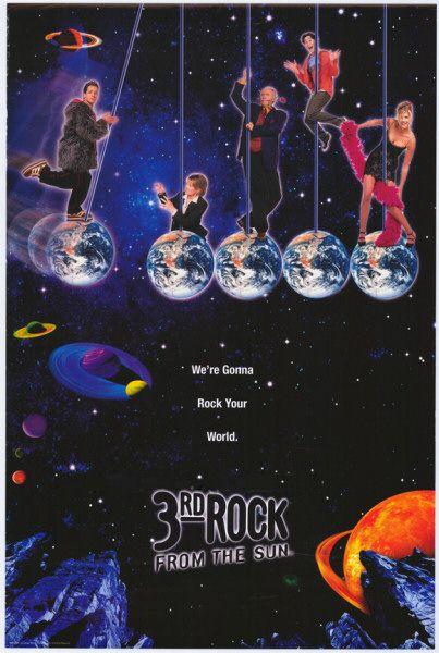 Третья планета от солнца - (3rd rock from the sun)