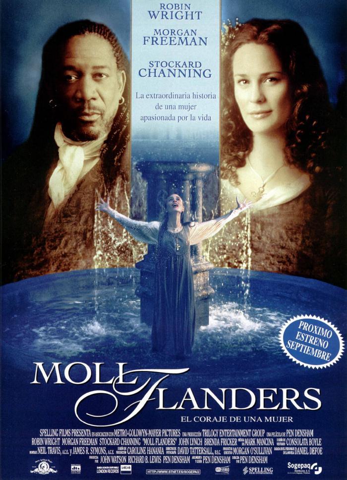 Молл Флэндерс - (Moll Flanders)