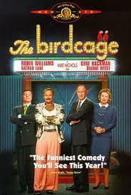 Клетка для пташек (Птичья клетка) - (The Birdcage)