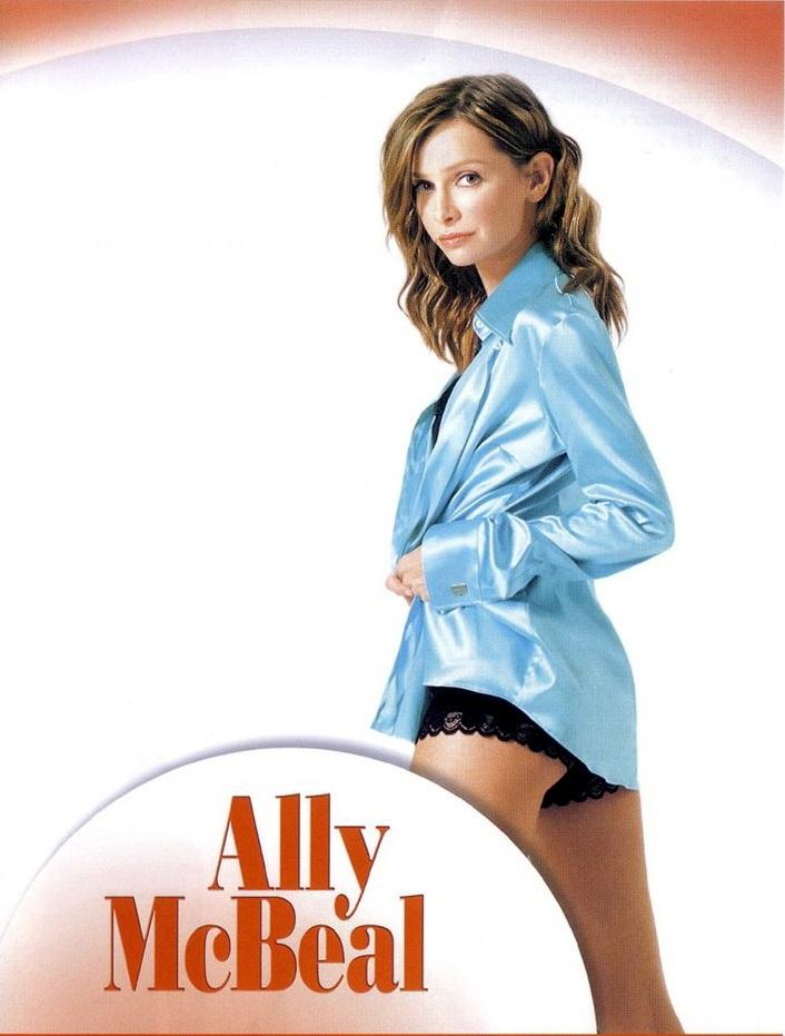 Элли МакБил - (Ally McBeal)