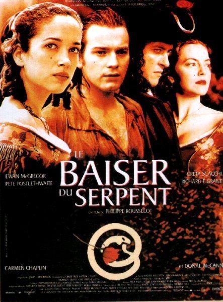 Поцелуй змея - (The Serpent)