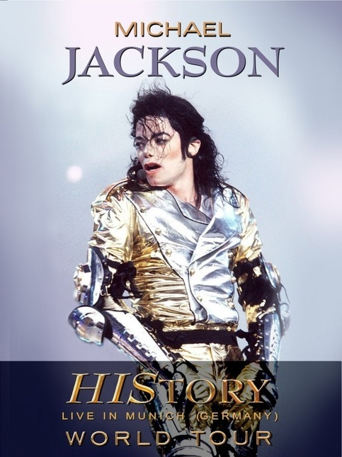 Michael Jackson - History World Tour Live in Munich