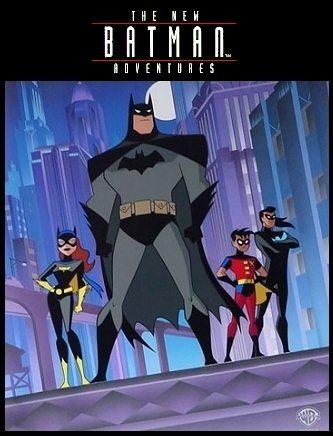 Новые приключения Бэтмена - (The New Batman Adventures)