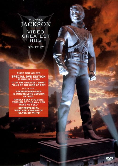 Michael Jackson: Video Greatest Hits - History & History On Film Vol.2