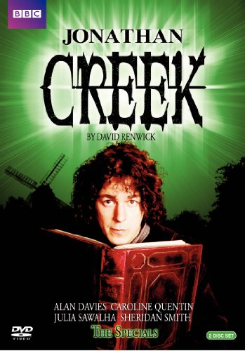 Джонатан Крик - (Jonathan Creek)