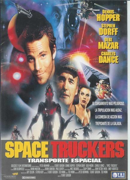 Космические дальнобойщики - (Space Truckers)