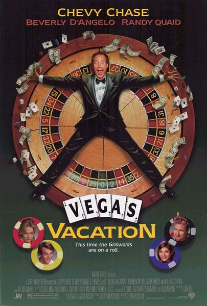 Каникулы в Вегасе - (Vegas Vacation)