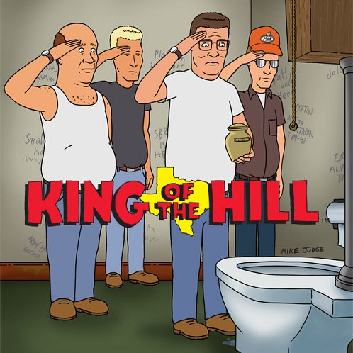 Царь горы - (King of the Hill)