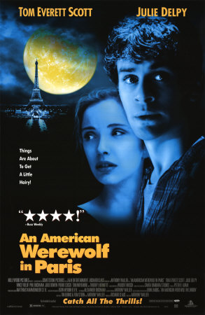 Американский оборотень в Париже - (An American Werewolf in Paris)