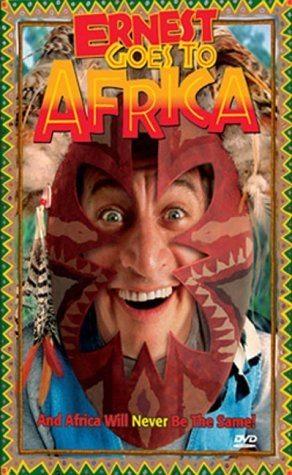 Невероятные приключения Эрнеста в Африке - (Ernest Goes to Africa)
