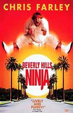 Ниндзя из Беверли Хиллз - (Beverly Hills Ninja)