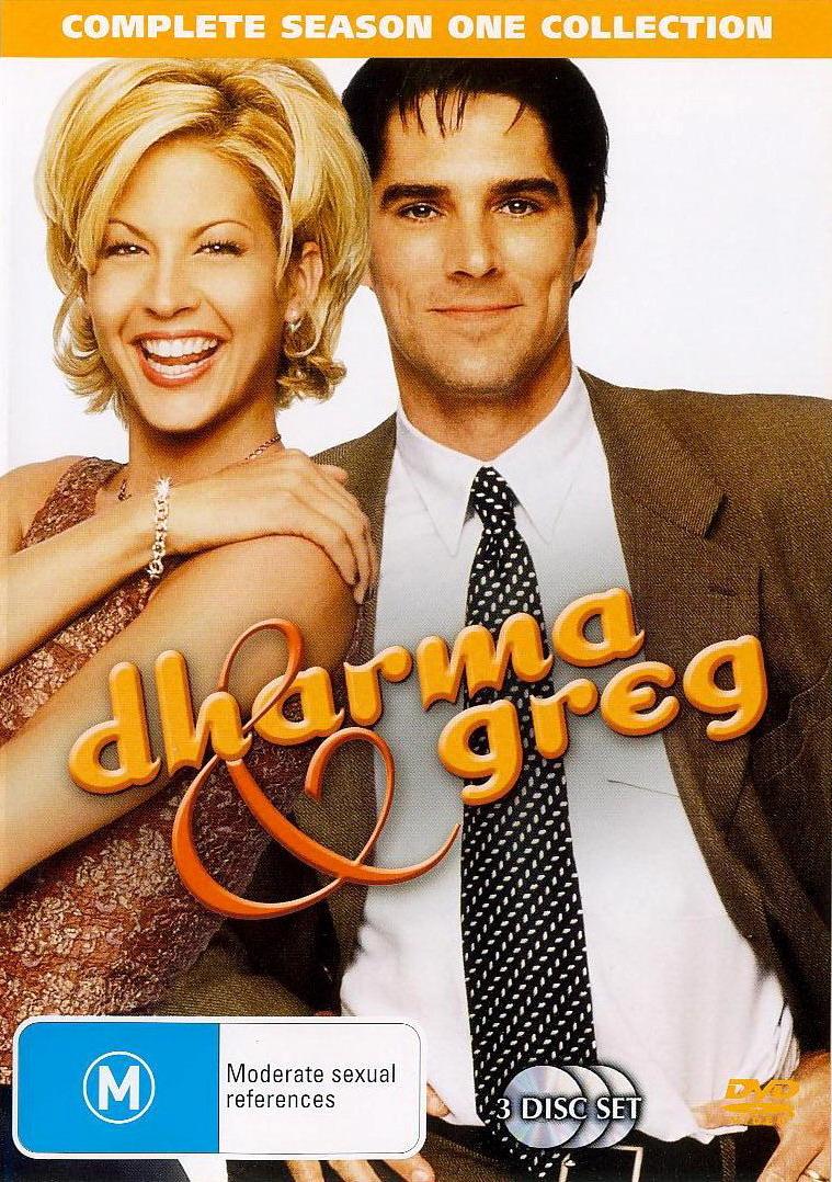 ����� � ���� - (Dharma & Greg)