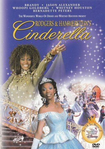 Золушка - (Cinderella)