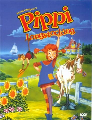 Пеппи Длинный Чулок - (Pippi Longstocking)
