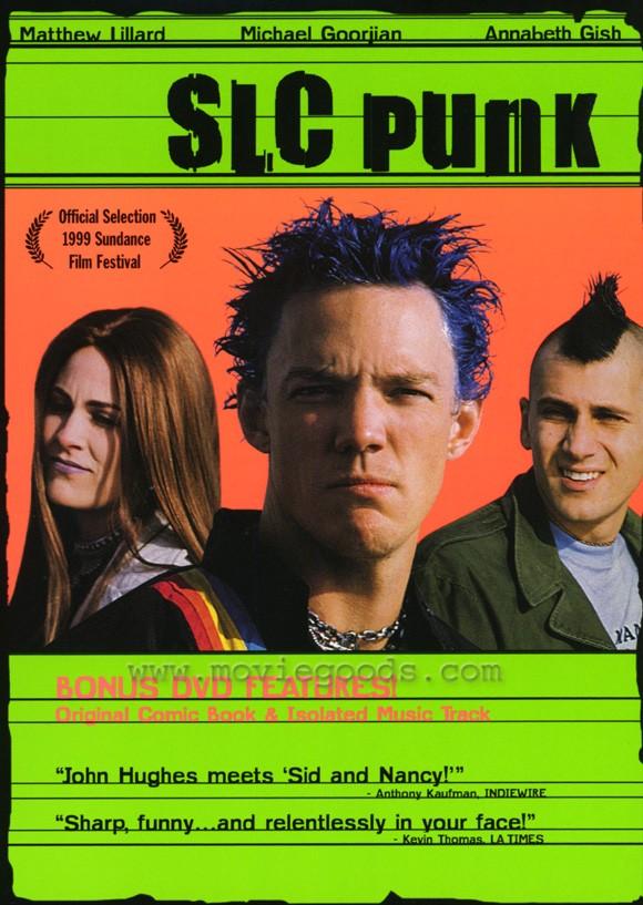 Панк Солт-Лейк-Сити! - (SLC Punk!)