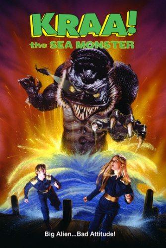 Краа! - морской монстр - (Kraa! The Sea Monster)