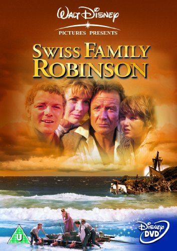 Новые Робинзоны - (The New Swiss Family Robinson)