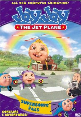 Реактивный Самолетик Джей-Джей - (Jay Jay the Jet Plane)