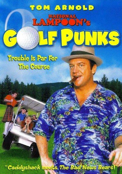 Национальный гольф и молокососы - (Golf Punks)