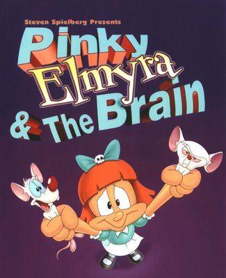 Пинки, Элмайра и Брейн - (Pinky, Elmyra & the Brain)