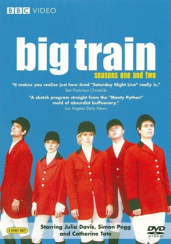 Большая возня - (Big Train)