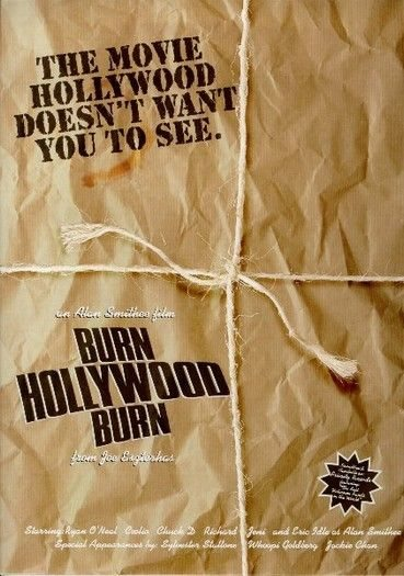 Гори, Голливуд, Гори - (An Alan Smithee Film: Burn Hollywood Burn)