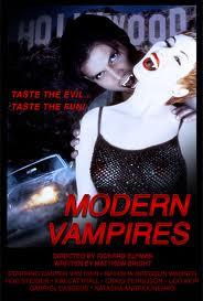 Нежить - (Modern Vampires)