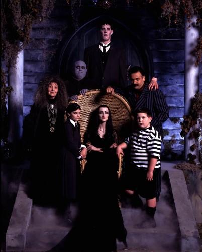 Новая семейка Аддамс - (The New Addams Family)