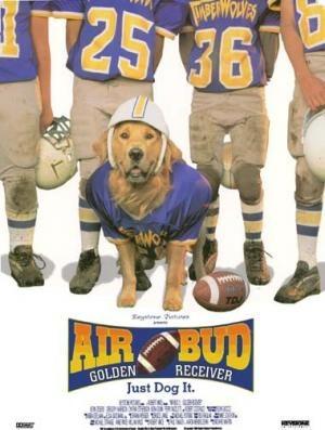 Король воздуха: Золотая лига (Золотой мяч) - (Air Bud: Golden Receiver)