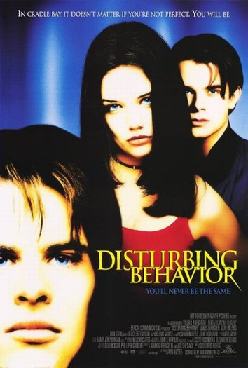 Непристойное поведение - (Disturbing Behavior)
