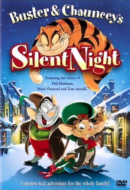 Бастер и Чонси: Озорные друзья - (Buster & Chauncey's Silent Night)