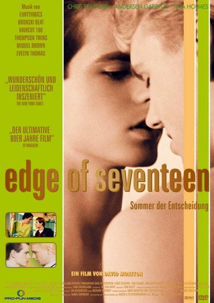 Семнадцатилетний рубеж - (Edge of Seventeen)