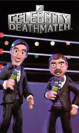 Звездные бои насмерть - (Celebrity Deathmatch)