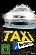 Такси: Квадрология - (Taxi: Quadrilogy)