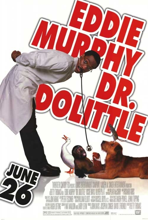 Доктор Дулиттл - (Doctor Dolittle)
