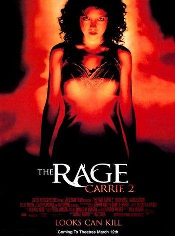 Кэрри 2: Ярость - (The Rage: Carrie 2)