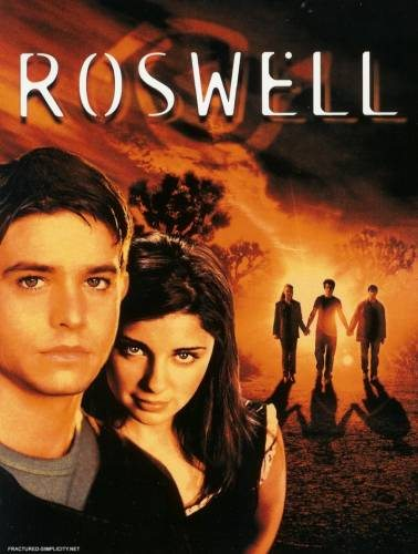 Город пришельцев - (Roswell)
