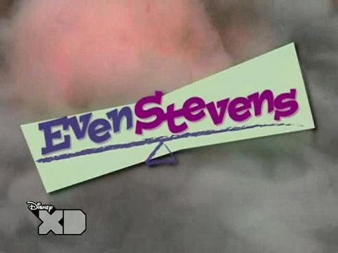 Зажигай со Стивенсами - (Even Stevens)