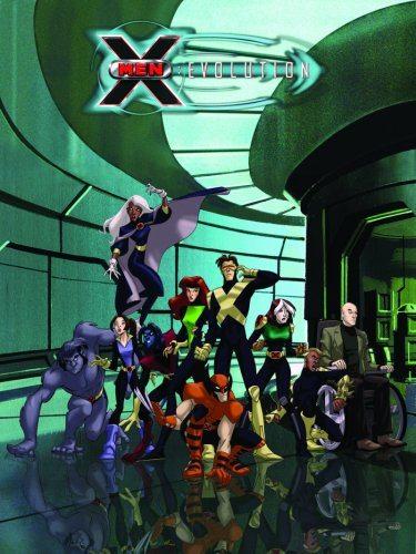 Люди Икс: Эволюция - (X-Men: Evolution)