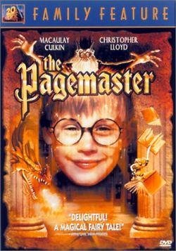 Повелитель страниц - The Pagemaster